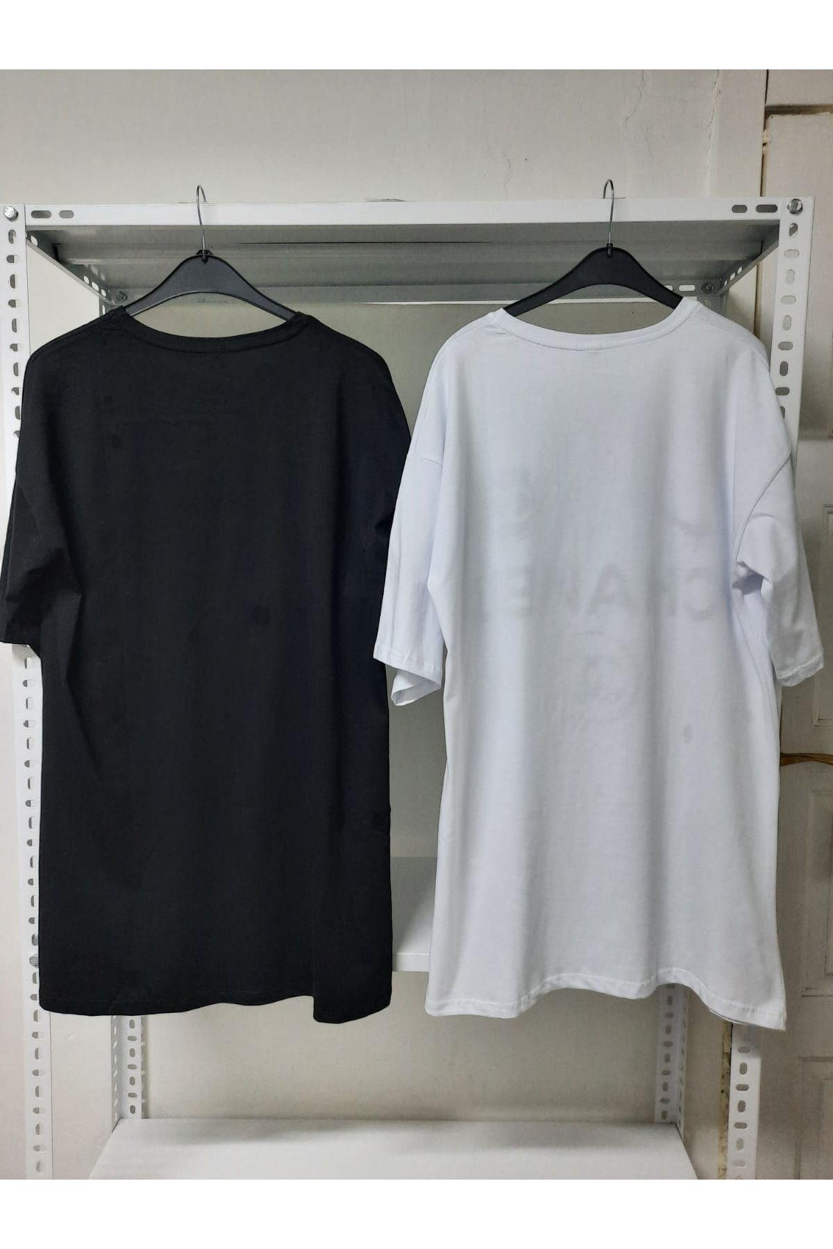 CC Tunik Elbise - siyah