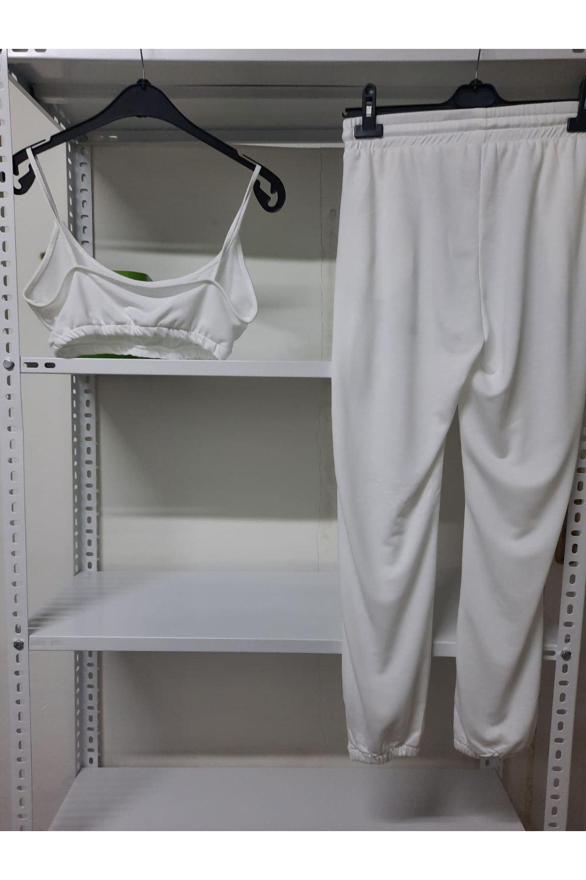 NK Bluz Takım - Beyaz
