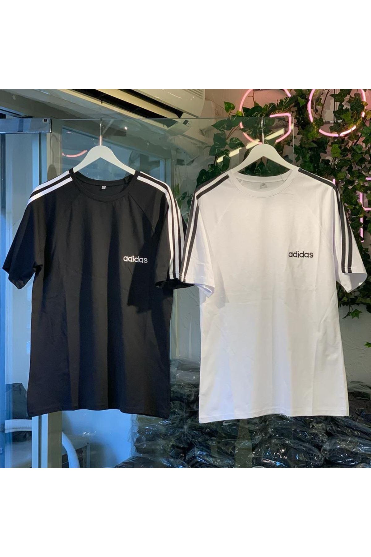 ADD Model Oversize T-shirt - BEYAZ