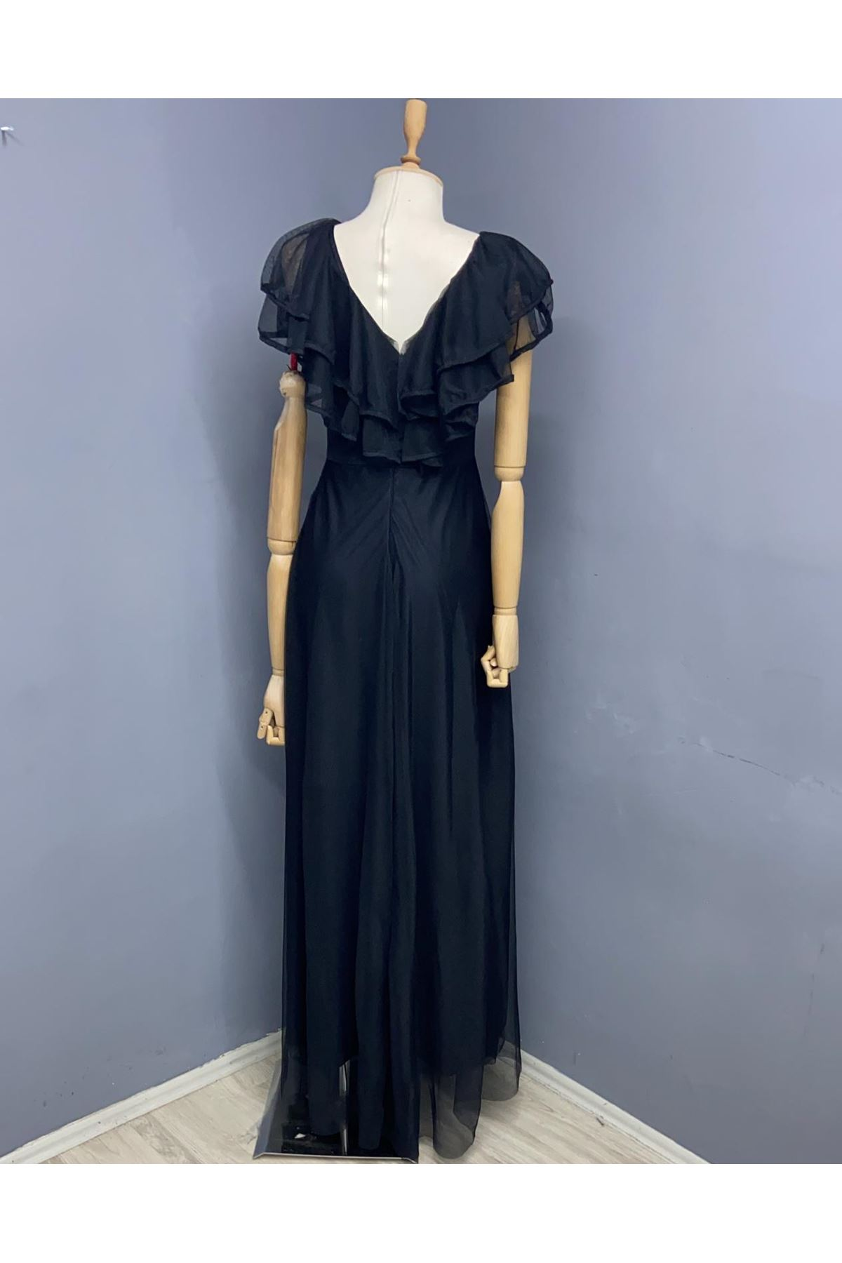 Yeni Sezon Volan Detay Ebise - Siyah